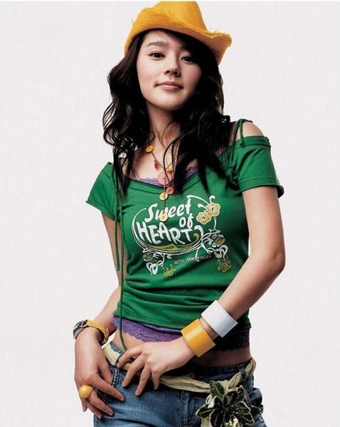 هان جا إن عارضة ازياء من كوريا الجنوبية - Han Ga In - South Korean Actress and Model