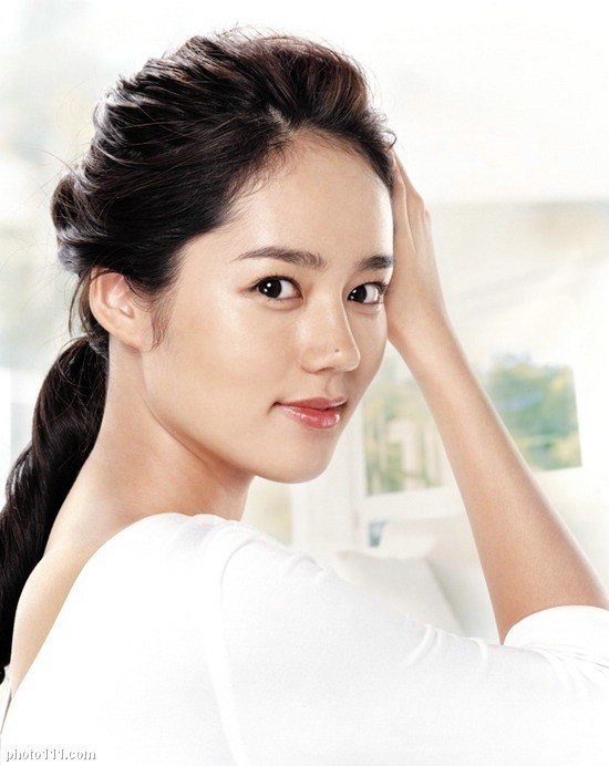 ��� �� �� ����� ����� �� ����� �������� - Han Ga In - South Korean Actress and Model