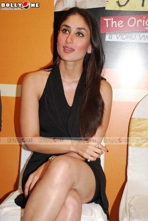 كارينا كابور بالفستان الاسود - Kareena Kapoor looking so sexy in black