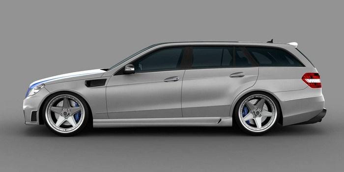 مرسيدس بنز - Mercedes-Benz E63 AMG Estate