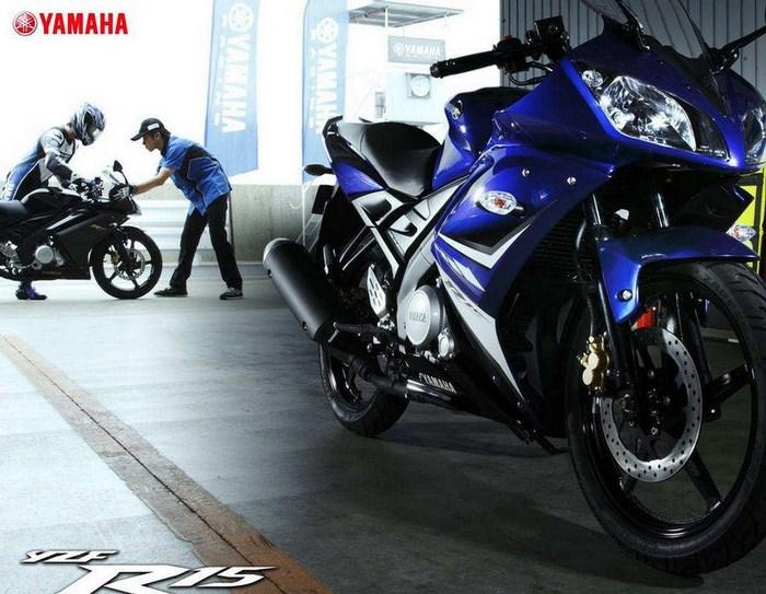 اصدار خاص من ياماها ار 15 - Yamaha R15 Special Edition