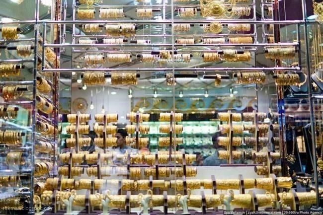 صور سوق الذهب في دبي