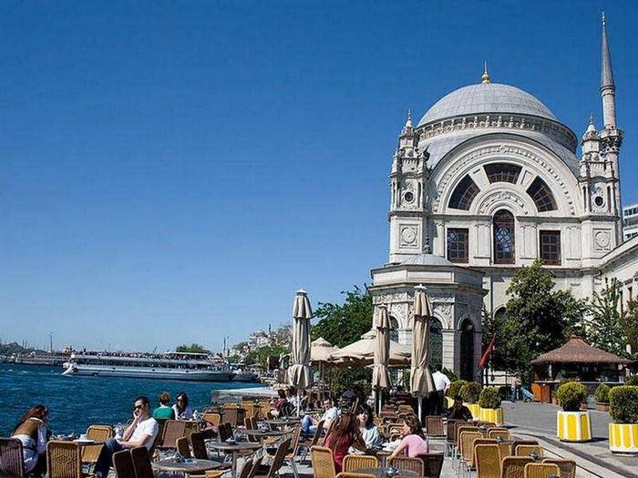 صور اجمل الاماكن - المناطق - المشاهد في اسطنبول - تركيا