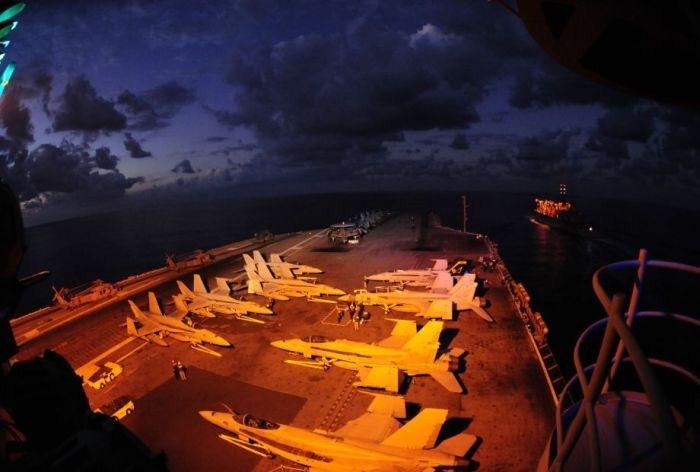 صور الجيوش اثناء الليل