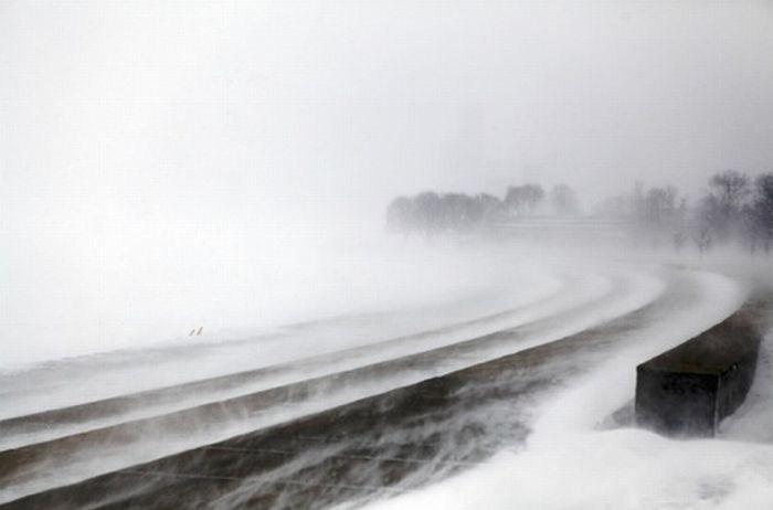 صور الجليد عام 2014