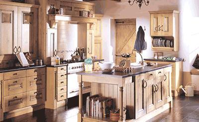 اجمل مطابخ خشبيه