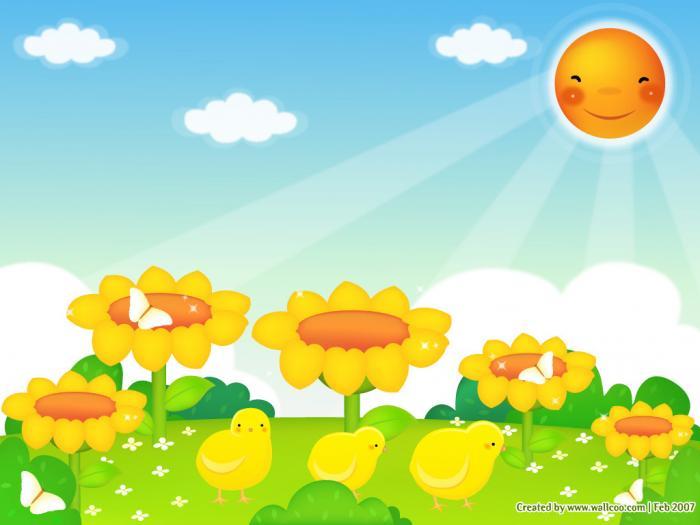 أجمل خلفيات الربيع
